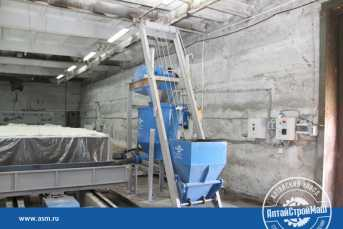 Aerocrete production line ASM-KS