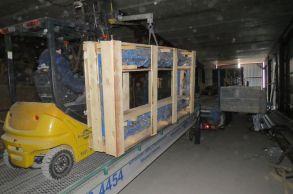 Со склада Компании АлтайСтройМаш была отгружена линия конвейерного типа АСМ-30КА в Восточный Казахстан