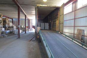 Со склада компании «АлтайСтройМаш» были отгружены формы конвейерной линии в Южную часть Казахстана