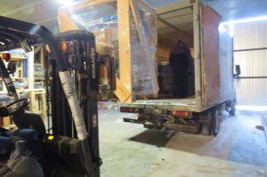 Со склада Компании АлтайСтройМаш была отгружена мини-линия стационарного типа АСМ-5МС в Западную Сибирь