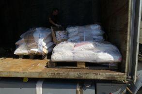 Со склада компании «АлтайСтройМаш» были отгружены химические добавки в Европейскую часть России