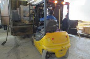 Со склада Компании АлтайСтройМаш была отгружена мини-линия стационарного типа АСМ-1МС в Западную Сибирь