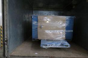 Со склада Компании «АлтайСтройМаш» был отгружен ковш с самоопрокидывающимся дном