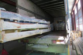 Со склада компании «АлтайСтройМаш» были отгружены узлы конвейерной линии в Северную часть Казахстана