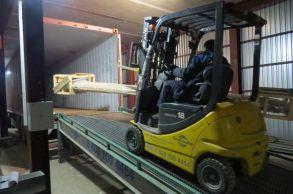 Со склада Компании АлтайСтройМаш была отгружена мини-линия стационарного типа АСМ-60СА на Дальний Восток