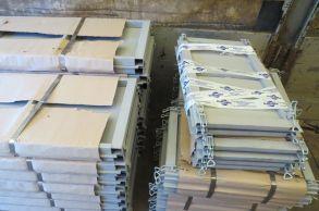 Со склада компании «АлтайСтройМаш» были отгружены борта конвейерной линии в Южную часть Казахстана