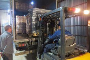 Со склада Компании АлтайСтройМаш была отгружена мини-линия стационарного типа АСМ-10МС в Восточный Казахстан
