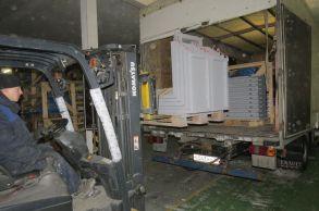 Со склада Компании «АлтайСтройМаш» была отгружена мини-линия АСМ-15МС в Восточную Сибирь