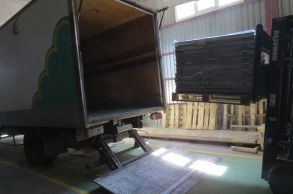 Со склада компании «АлтайСтройМаш» была отгружена мини-линия АСМ-5МС в Восточную Сибирь