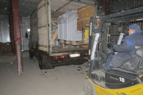 Со склада компании «АлтайСтройМаш» была отгружена мини-линия типа АСМ-5МС в г. Челябинск