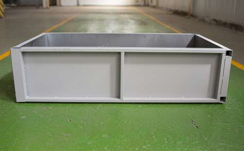 Mold sides (1,2×0,6×0,3 m for 12 gas-concrete blocks) (set)