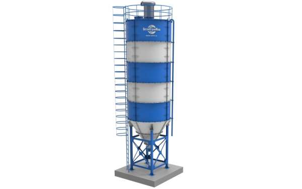 Bolted silo 120 tonne
