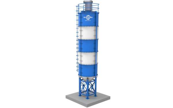 Bolted silo 52 tonne