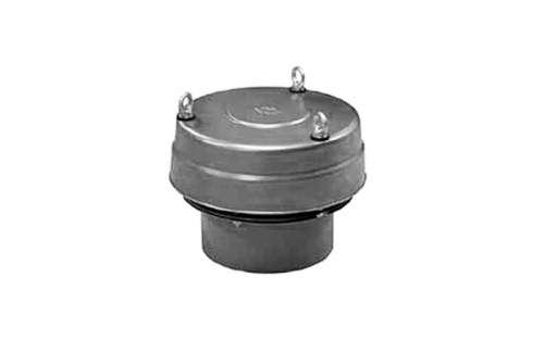 Pressure dump valve VCP