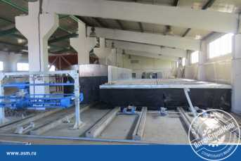 Automatic conveyor line ASM-CA