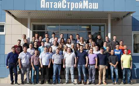 18 лет компании «АлтайСтройМаш» — впечатляющая дата!