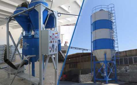 Запуск линии АСМ-100КА в г. Самарканд