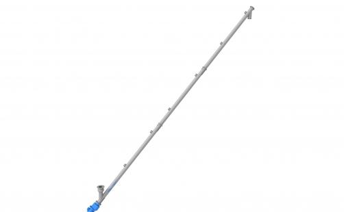 Screw-type conveyor ⌀ 159mm \ 10000mm