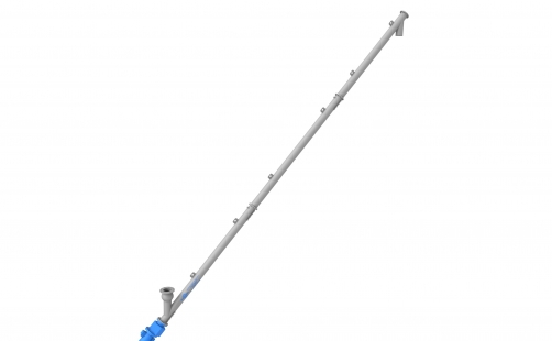 Screw-type conveyor ⌀ 159mm \ 8000mm
