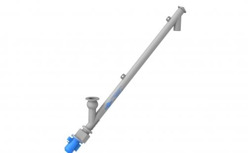 Screw-type conveyor ⌀ 159mm \ 3000mm