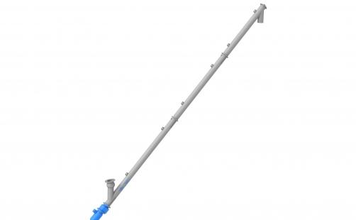 Screw-type conveyor ⌀ 219mm \ 9000mm