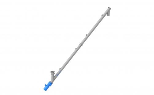 Screw-type conveyor ⌀ 219mm \ 7500mm