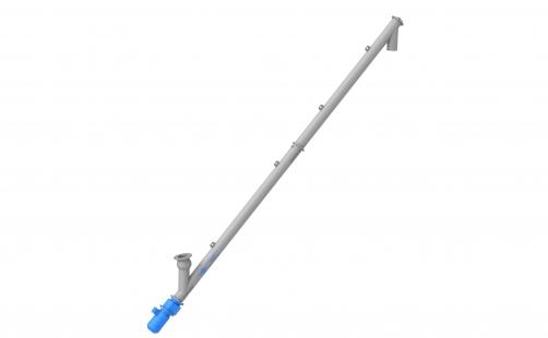 Screw-type conveyor ⌀ 219mm \ 7000mm