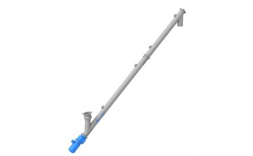 Screw-type conveyor Ø 219mm \ 6000mm