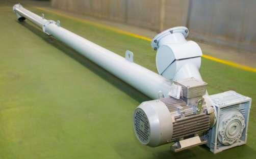Шнек (Ø159 мм\3000 мм)