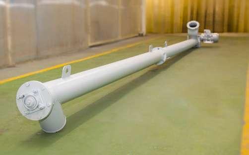 Шнек (Ø159 мм\1500 мм)