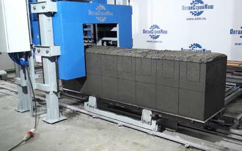 Новый автоматизированный резательный комплекс РМ-4