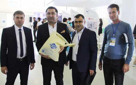 Мы приехали с выставки BuildExpo Uzbekistan 2019