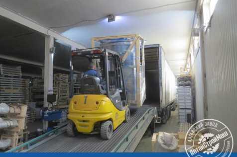 Отгружена конвейерная линия АСМ-100КА в Северную часть Казахстана.
