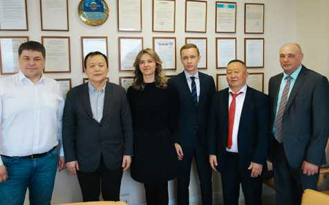 Визит генконсула Монголии