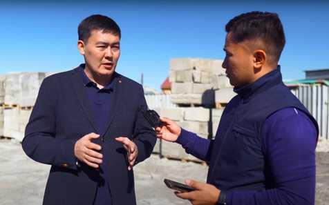 Бизнес-блогер рассказал о производстве газобетона